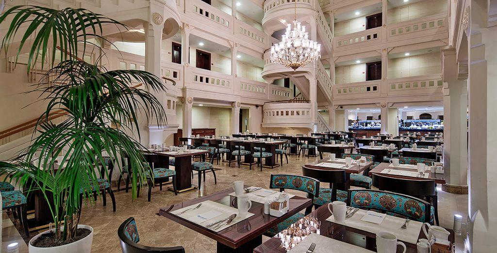 Bienvenido al Hotel Whyndham Istambul Old City - Wyndham Estambul Old City 5* Estambul