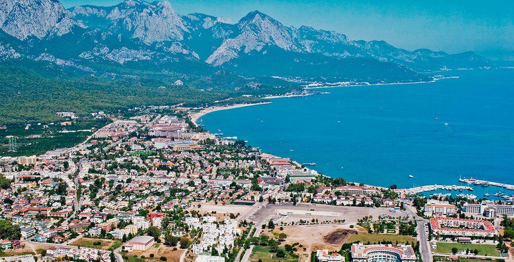 Unas refrescantes vacaciones entre las ciudades de Kemer y Antalya - Rixos Sungate Hotel 5* Antalya