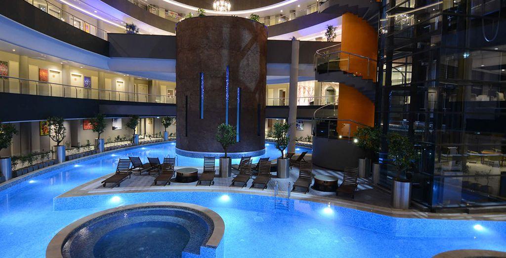 Hotel Doga Thermal 5* en Pamukkale
