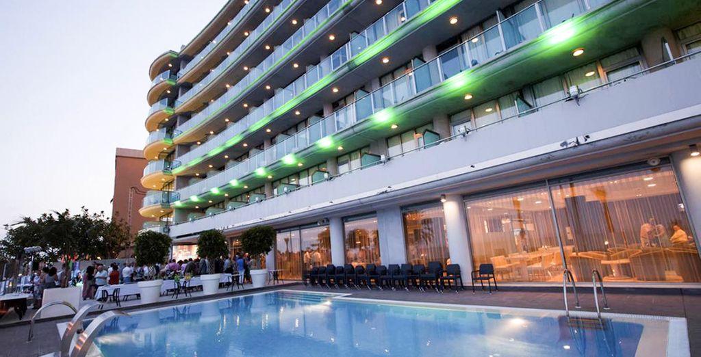 Un hotel perfecto para las grandes celebraciones