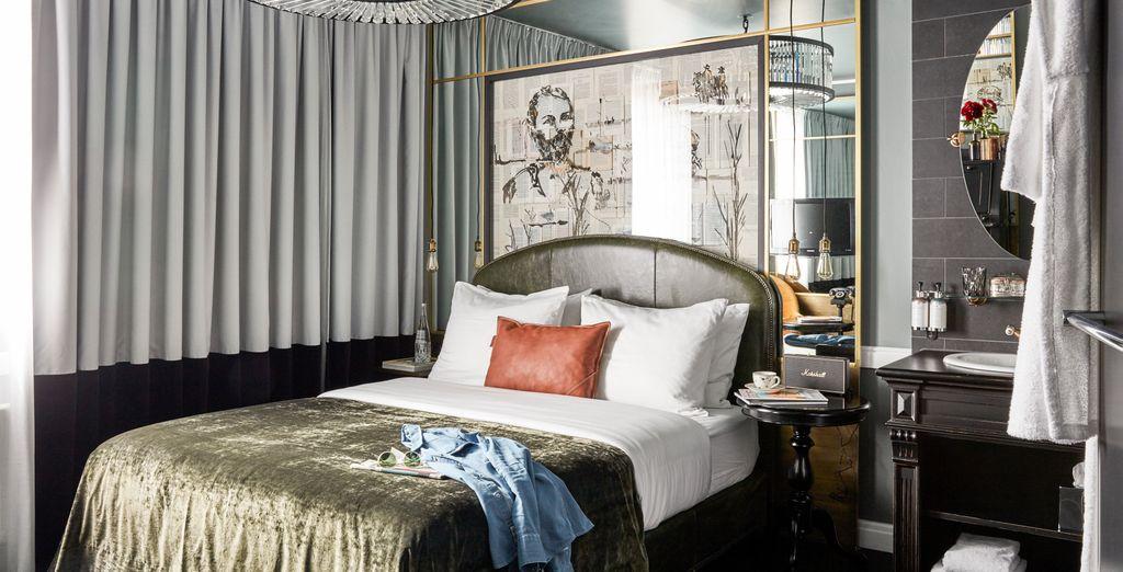 Bienvenido al Hotel Sir Savigny 4* - Hotel Sir Savigny 4* Berlín