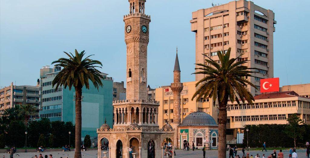 Esmirna, una ciudad acariciada por el mar Egeo - Turquía Mágica con Almina - Special Class Estambul