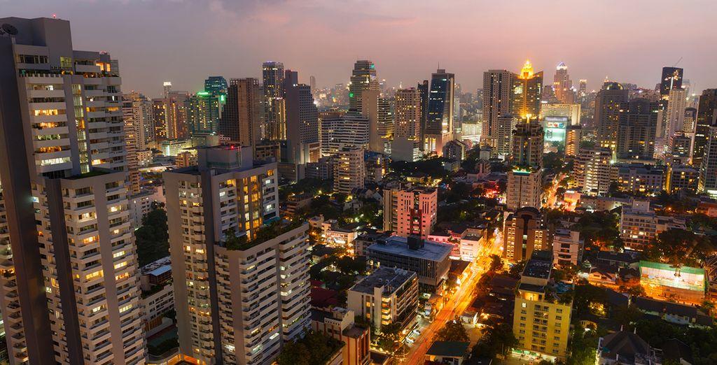 La capital de Tailandia