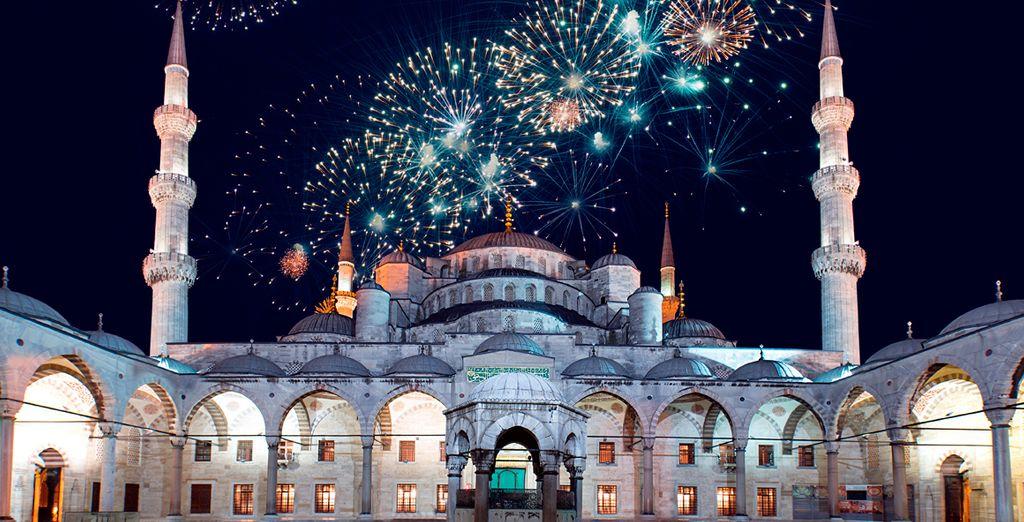 Celebra este Fin de Año de una forma diferente - Fin de Año en Estambul con Novotel Bosphorus  Estambul
