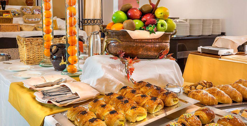 Comienza el día reponiendo fuerzas con tu exquisito desayuno