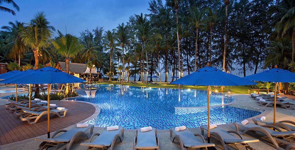 Manathai Khao Lak 4* será tu oasis de calma en Tailandia - Manathai Khao Lak 4* Khao Lak