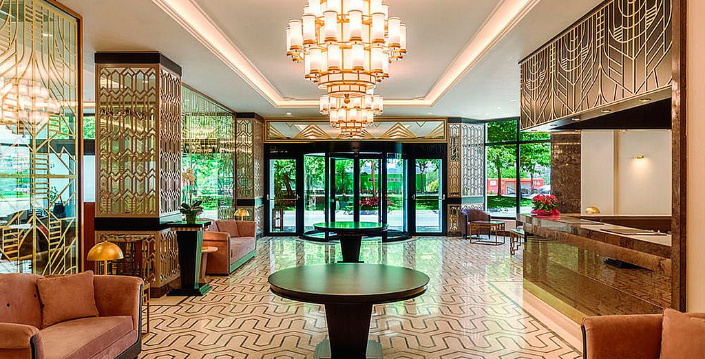 Te presentamos Ramada Hotel & Suites Istanbul Golden Horn 4* - Ramada Hotel & Suites Istanbul Golden Horn 4* Estambul