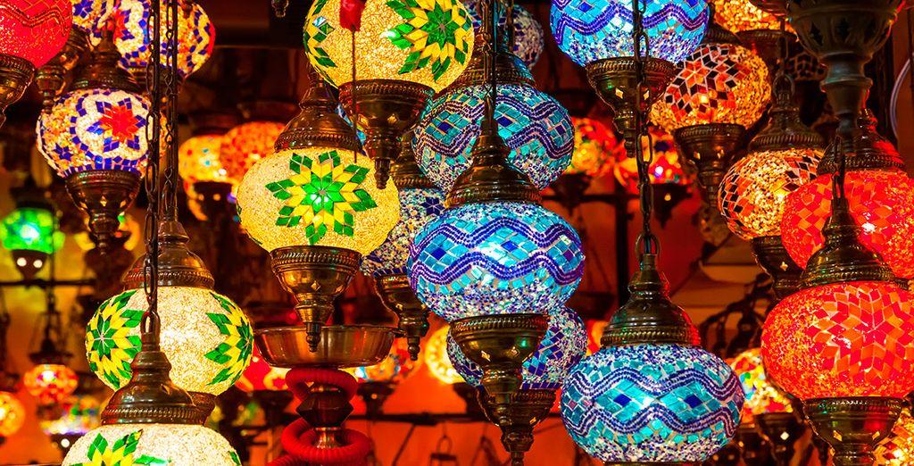 La antigua Bizancio, un lugar envuelto por la magia del color