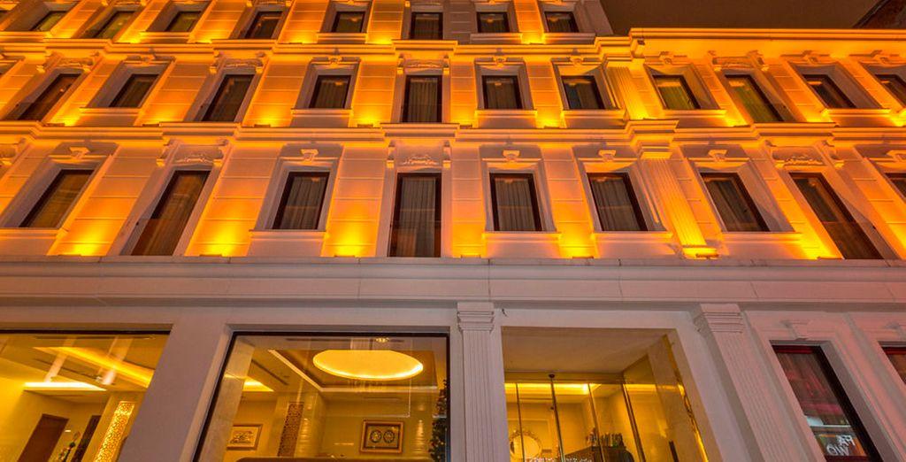 Bienvenido a Great Fortune Hotel & Spa - Great Fortune Hotel & Spa 4* Estambul