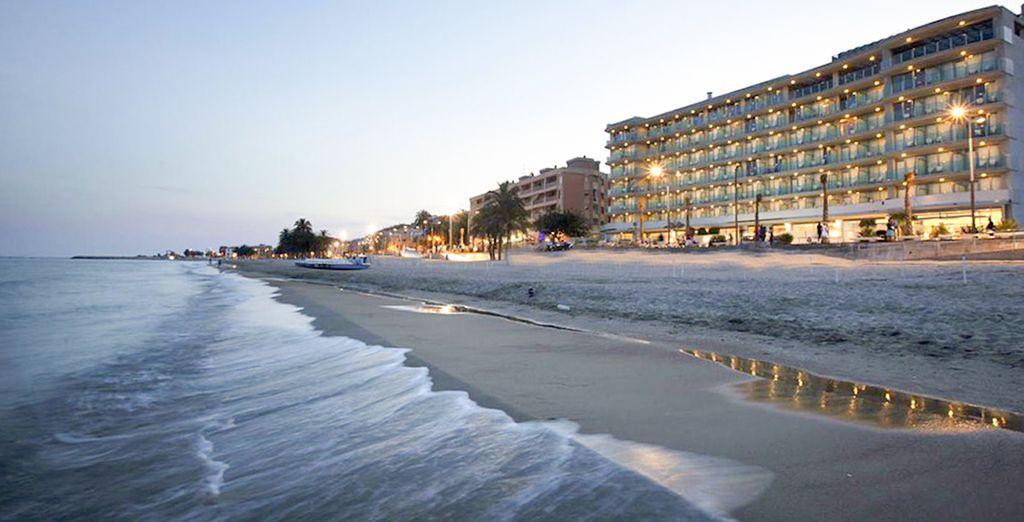 ¡Ven a celebrar el Fin de Año frente al mar! - Hotel Allon Mediterrania 4* Alicante