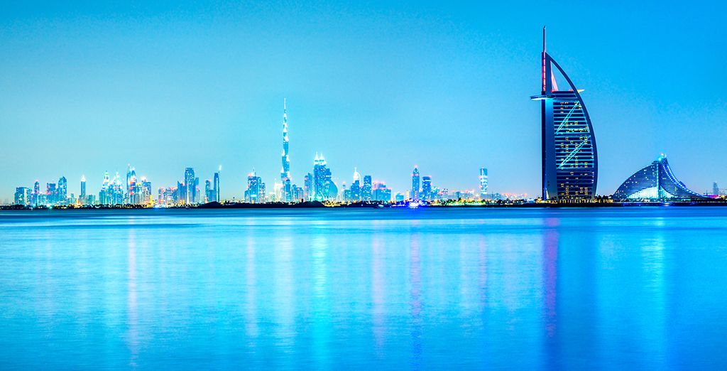 Si vous optez pour un stop over de 3 nuits à Dubai