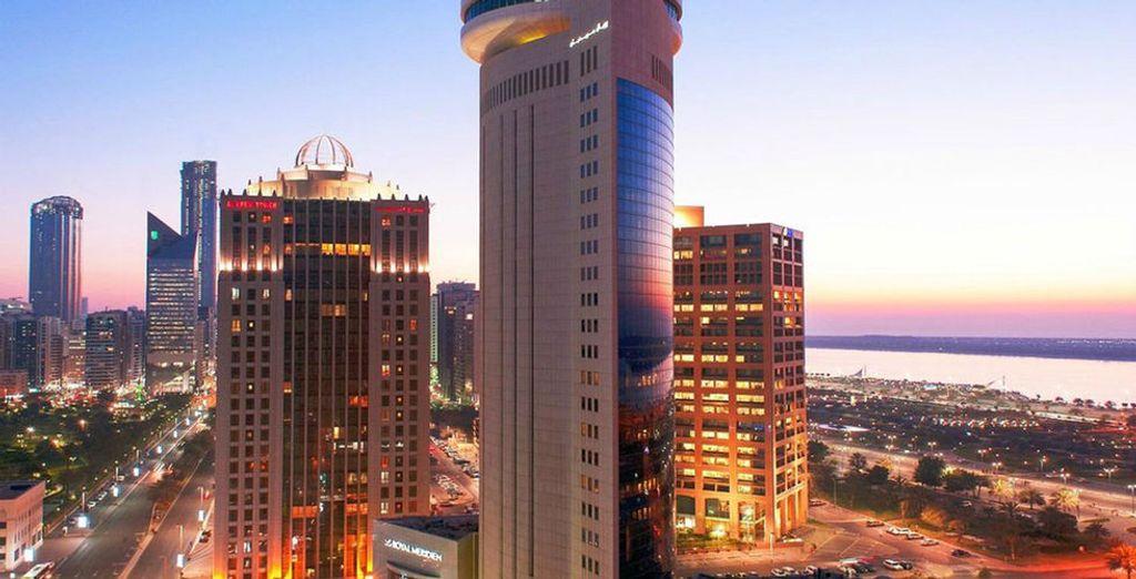 Et pourquoi ne feriez-vous pas une escale à Abu Dhabi ?