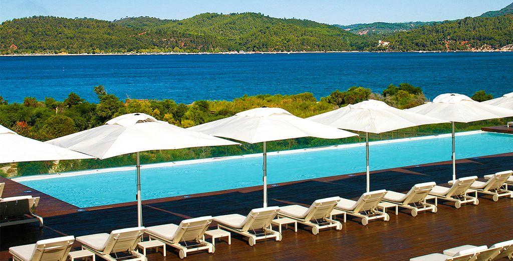 Envie d'une escapade face à la mer ?  - Troia Design Hotel 5* Lisbonne