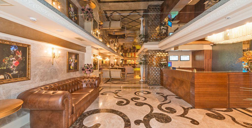 Hotels Pour Une Escapade A Istanbul : Escapade thermale à bursa amp d� couverte d istanbul jours nuits