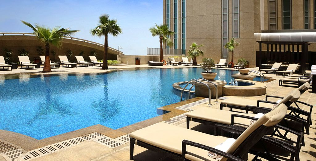 Prêt pour un séjour de rêve à Abu Dhabi ? - Hôtel Sofitel Abu Dhabi Corniche 5* Abu Dhabi