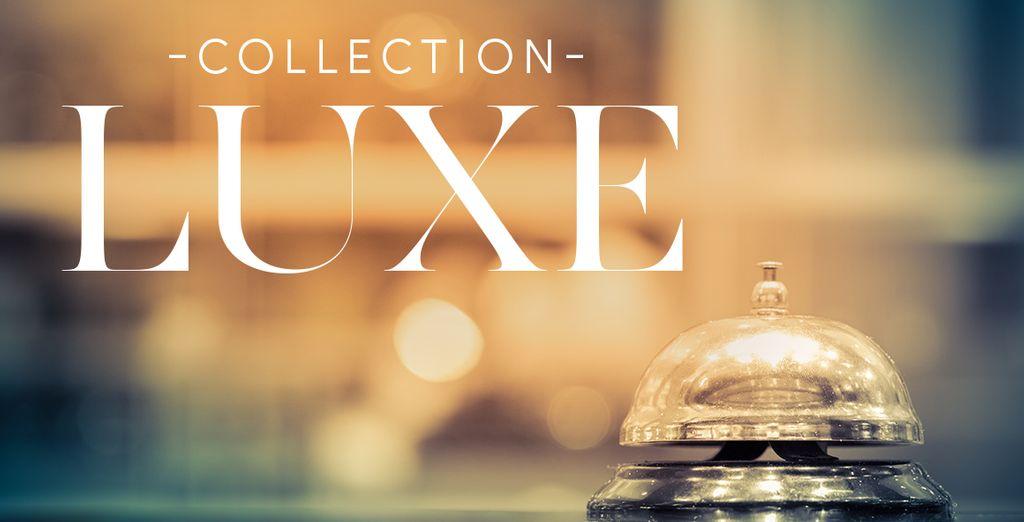 Offrez-vous un hôtel 5* Luxe, où l'excellence des prestations hôtelières et la qualité de service vous assureront un séjour inoubliable