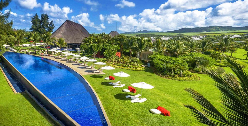 Bienvenue au SO Sofitel Mauritius 5* ! - Hôtel SO Sofitel Mauritius 5* avec escale à Dubai au JW Marriott Marquis 5* Bel Ombre