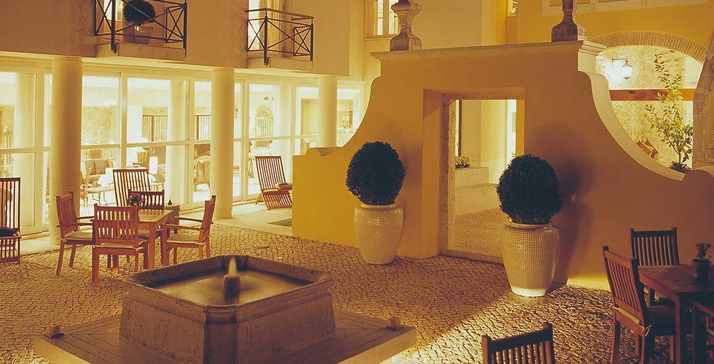 Envie de vous évader? - Hôtel Solar Do Castelo 4* Lisbonne