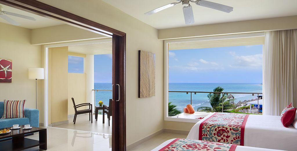 À moins de ne préférer la Preferred Club Suite Ocean View