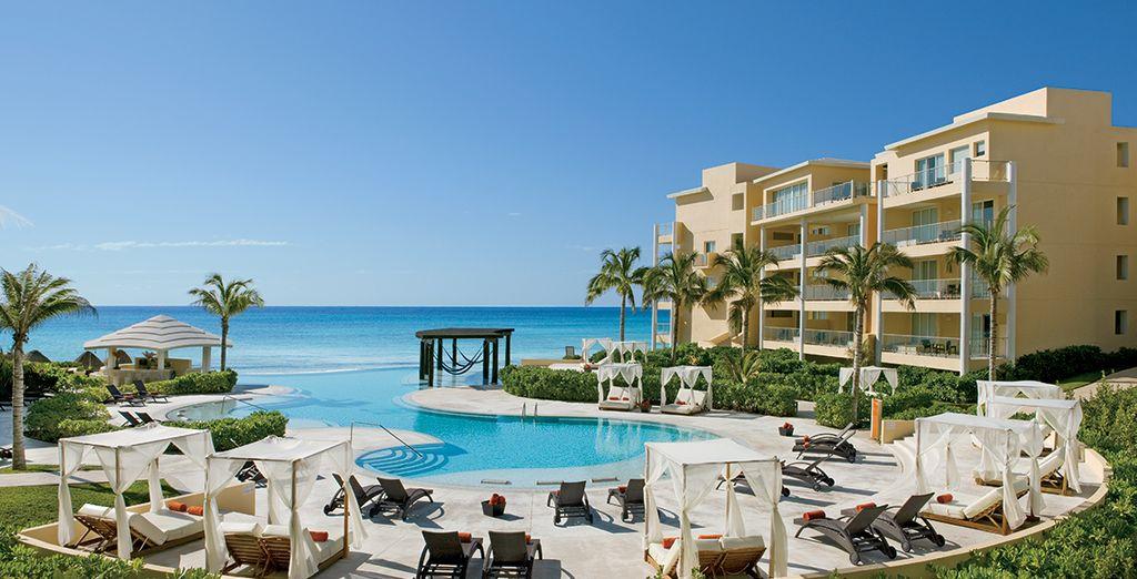 Suivez-nous à Puerto Morelos ! - Now Jade Riviera Cancun 5* Cancun