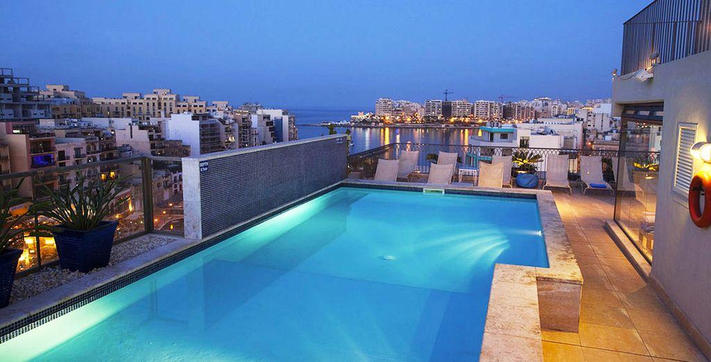 Juliani boutique h tel 4 voyage priv jusqu 39 70 for Boutique hotel malte