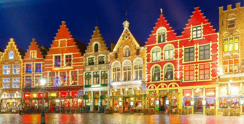 La Belgique avec Voyage Prive