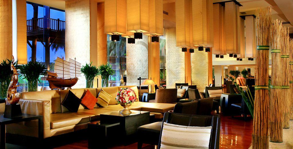 En séjournant au Ramada Plaza Menam Riverside 5*