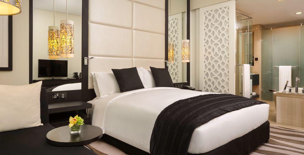 Et la chambre Luxury