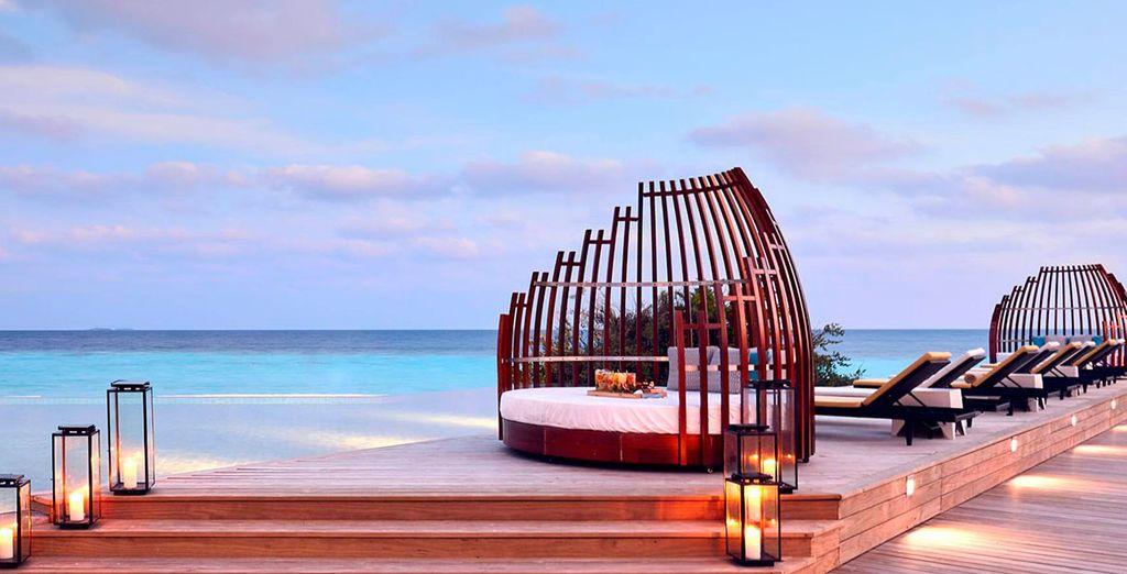 Et si ce lieu était celui de vos prochaines vacances? - Hôtel Amari Havodda 5* avec Emirates Malé