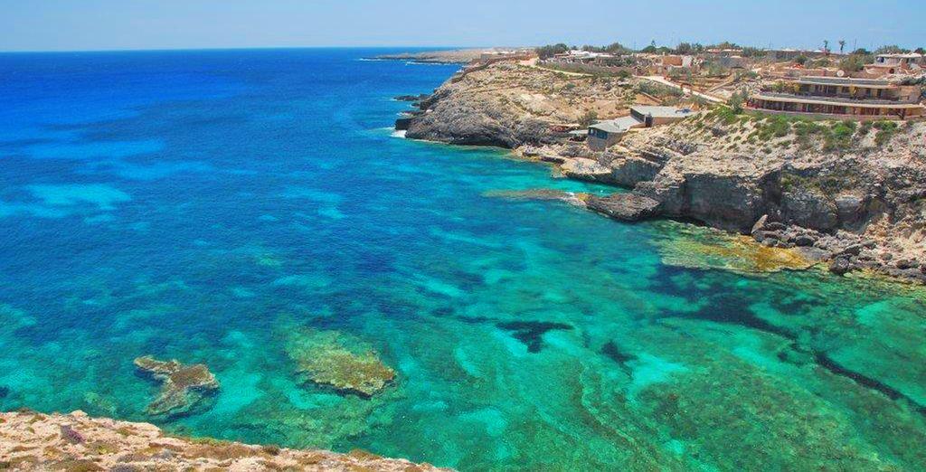 Benvenuti a Lampedusa - Le Villette di Cala Creta Lampedusa