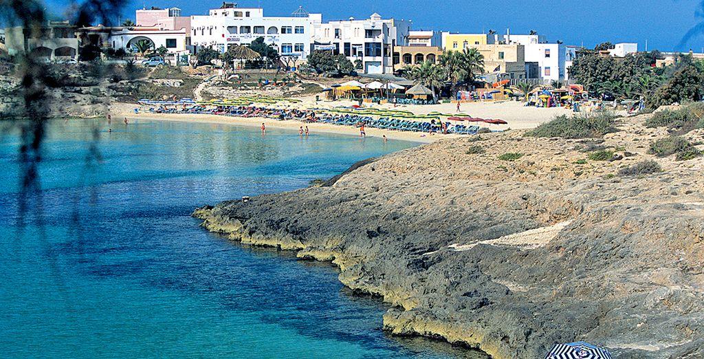 Benvenuti a Lampedusa - Hotel Medusa 4* Lampedusa