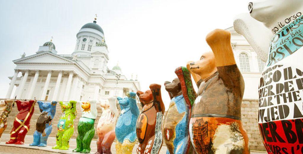 Tour tra i gioielli sul baltico voyage priv fino a 70 for Capitale finlandese