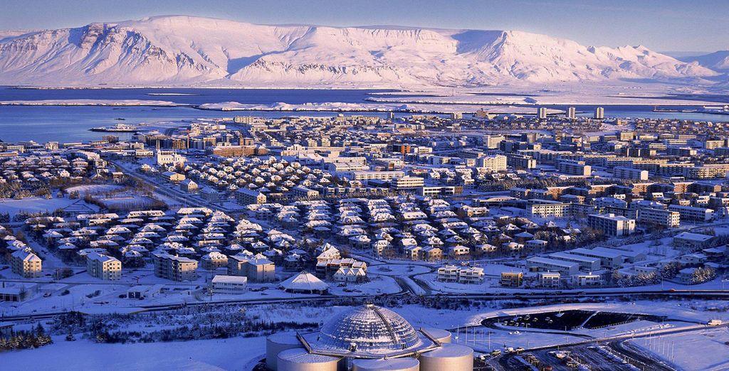 In cosmopolitan Reykjavik