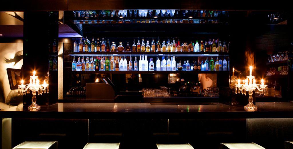 Unwind in the bar