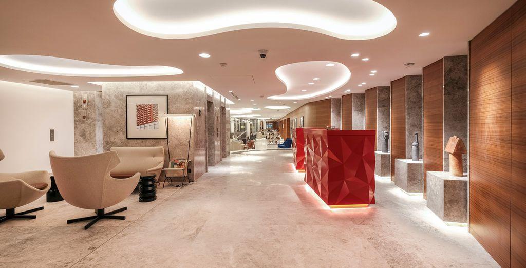 An elegant retreat in the heart of the city of love - Renaissance Paris Republique Hotel 5* Paris
