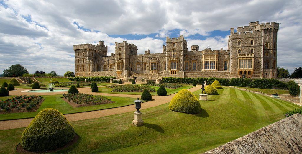Windsor castle cumberland md