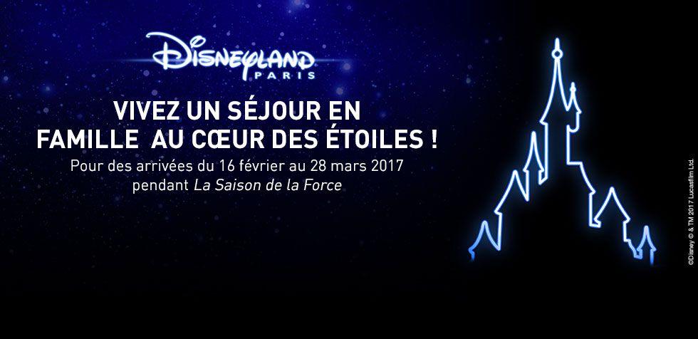 Disneyland avec Voyage Prive