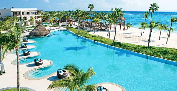 Hôtel Secrets Akumal Riviera Maya 5* et circuit au Yucatan