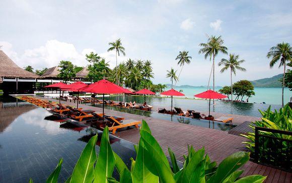Esplendor Tailandés con Phuket
