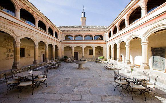 Segovia: San Antonio el Real 4*