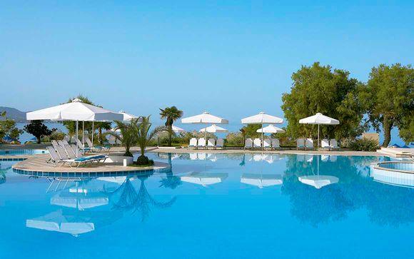 Grecia Kalamata - Filoxenia Hotel 4* desde 164,00 ?