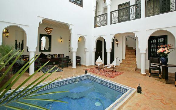 Marruecos Marrakech  Riad Baba Ali 4* desde 79,00 €
