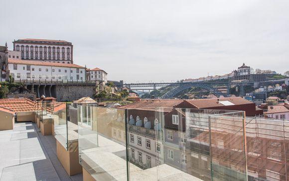 The House Ribeira Porto Hotel 4*