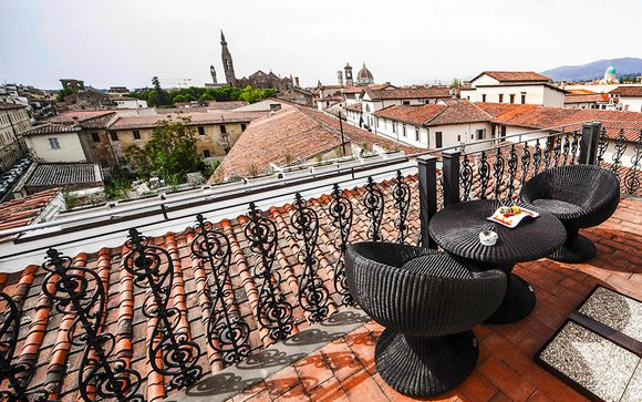 Italia Florencia Home Florence 4* desde 75,00 €