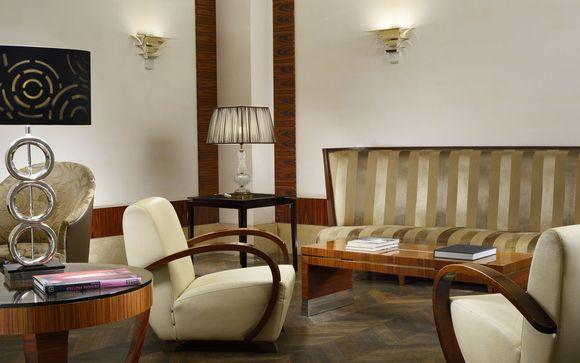 Italia Roma UNA Hotel Roma 4* desde 122,00 €