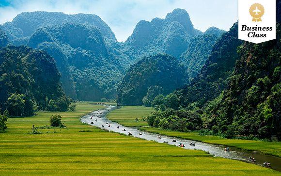 Vietnam Hanoi  Vietnam, viaje al corazón de Indochina desde 3.355,00 €