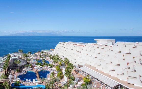 Puerto de Santiago Be Live Experience Playa La Arena 4*
