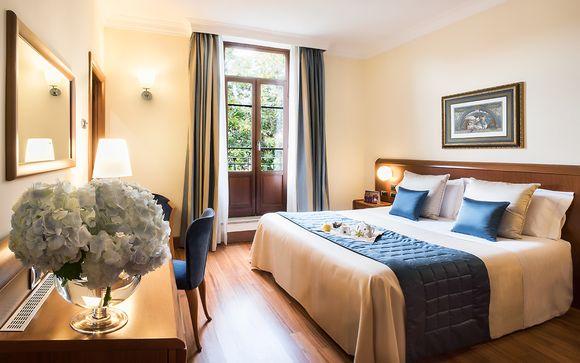 Italia Roma  Hotel Ponte Sisto 4* desde 113,00 €