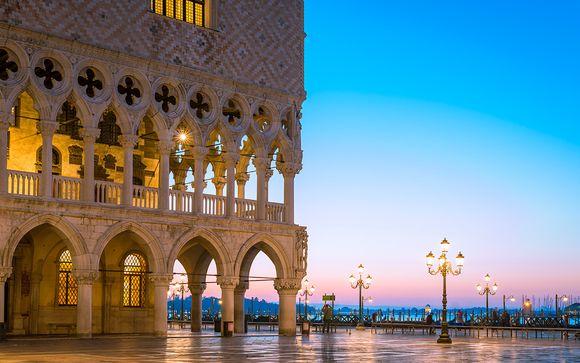 Italia Venecia Hotel Amadeus 4* desde 70,00 €