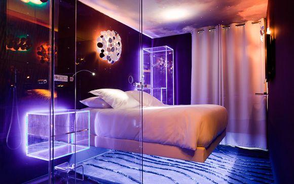 Francia París Hotel Seven Paris 4* desde 165,00 €